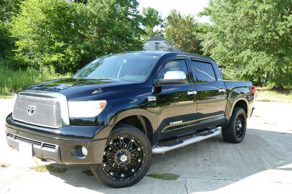 2010 Toyota Tundra Limited Crewmax