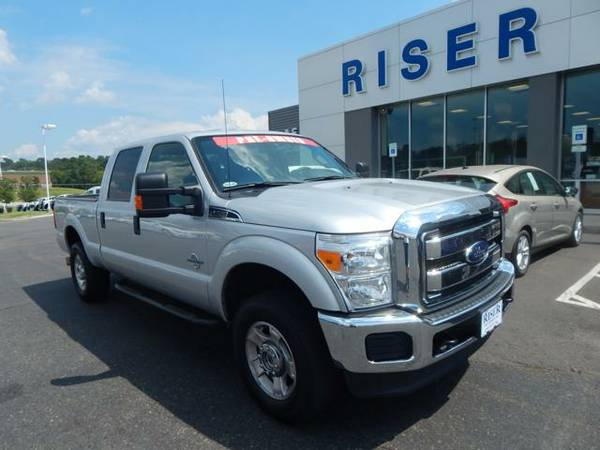 FORD Stock P4733 2015 F250 PK XLT