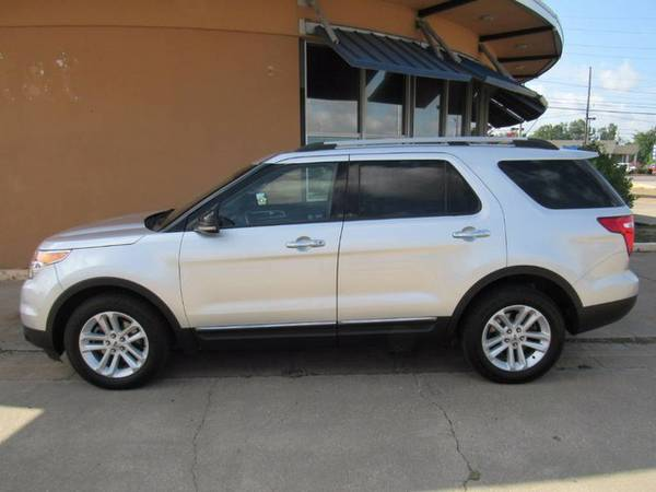 2012 Ford Explorer - Call Blake