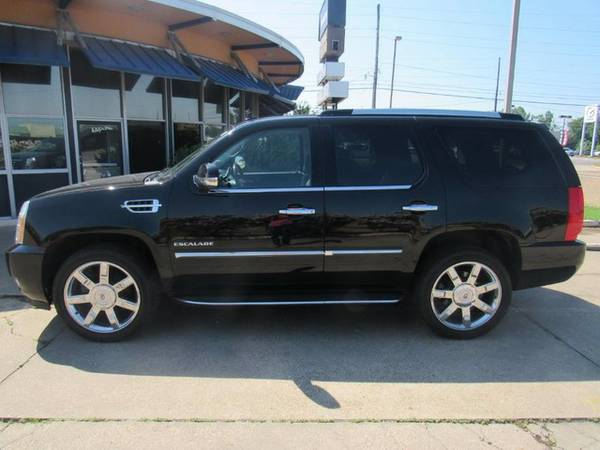 2012 Cadillac Escalade - Call
