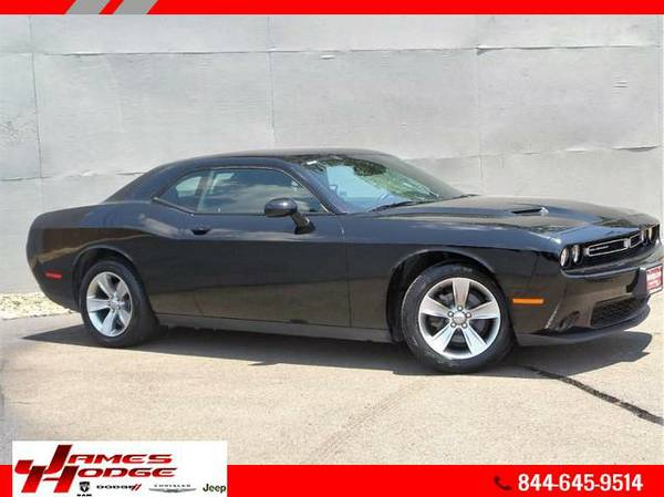 2016 Dodge Challenger - Free Oil Changes For Life