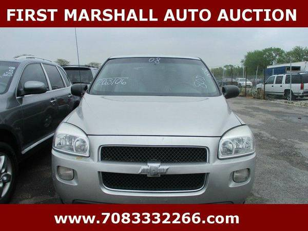 2008 Chevrolet Uplander LS 4dr Extended Mini Van - First Marshall...