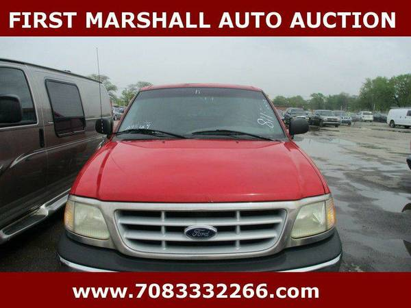 1999 Ford F-150 Work Series - First Marshall Auto Auction