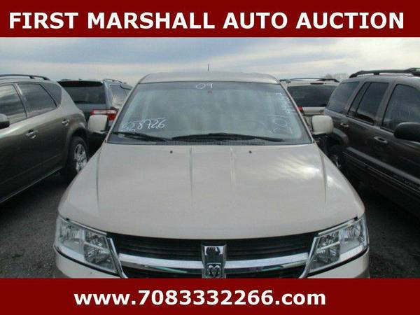 2009 Dodge Journey SXT AWD 4dr SUV - First Marshall Auto Auction