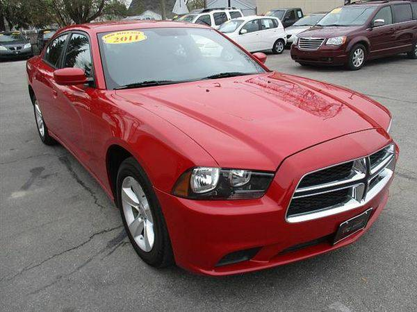2011 *Dodge* *Charger* SE *$499 Down Drives Today!*