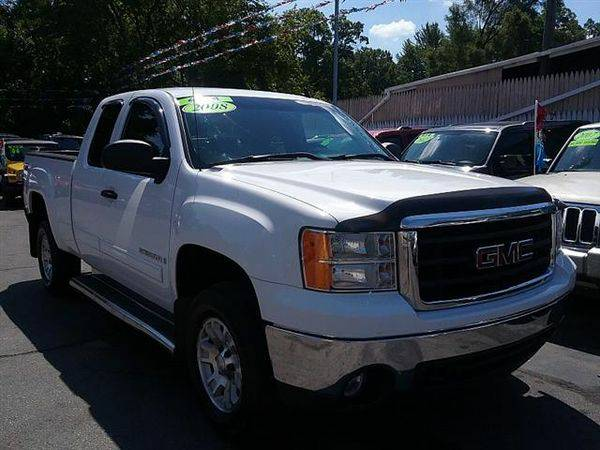 2008 *GMC* *Sierra* *1500* SLE1 Ext. Cab 4WD *$499 Down Drives Today!*