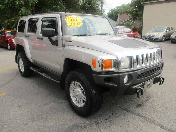 2007 *Hummer* *H3* 4d Wagon Luxury *$499 Down Drives Today!*