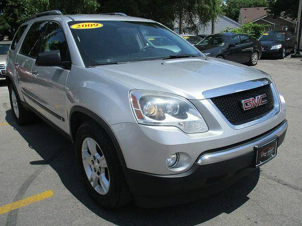 2009 *GMC* *Acadia* SLE-1 AWD 4dr SUV *$499 Down Drives Today!*