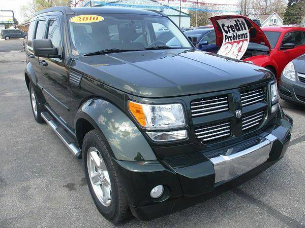 2010 *Dodge* *Nitro* SXT 4x4 4dr SUV *$499 Down Drives Today!*