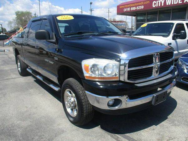 2006 *Dodge* *Ram* *Pickup* *1500* *$499 Down Drives Today!*