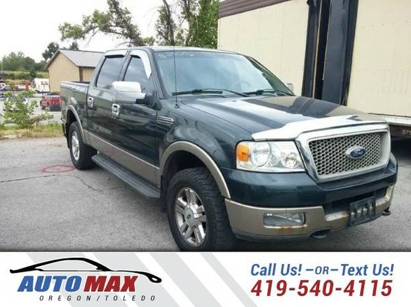 2004 Ford F-150 XLT 4dr SuperCrew 4WD Styleside 5.5 ft. SB
