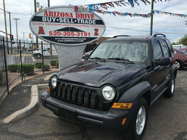 2007 *Jeep* *Liberty* Sport 4dr SUV VEHICLES INSPECTED BY OUR SERVICE