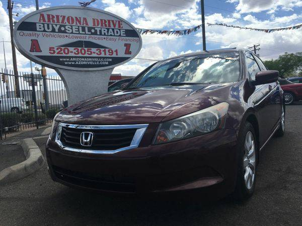2008 *Honda* *Accord* EX-L 4dr Sedan 5A VEHICLES INSPECTED BY OUR...