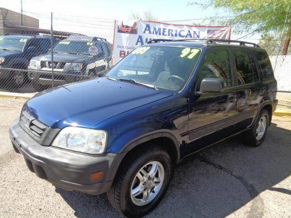 1997 *Honda* *CR-V* Base AWD 4dr SUV - Call or Text! Financing...