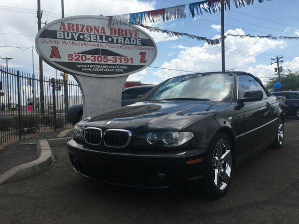 2004 *BMW* *3* *Series* 325Ci 2dr Convertible VEHICLES INSPECTED BY...