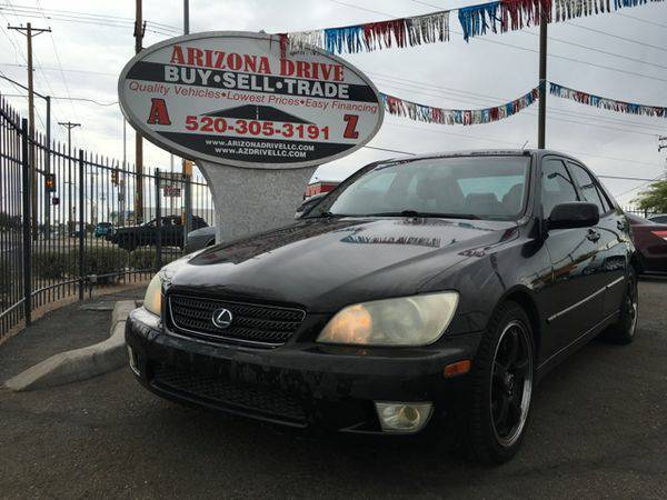 2002 *Lexus* *IS* *300* Base 4dr Sedan VEHICLES INSPECTED BY OUR...