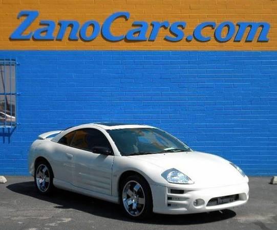 2003 *Mitsubishi* *Eclipse* GTS 2dr Hatchback => EZ FINANCING FOR