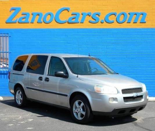 2007 *Chevrolet* *Uplander* LS 4dr Extended Mini Van => EZ...