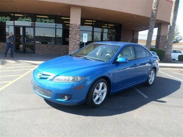2006 Mazda MAZDA6 5dr HB Sport i Auto Buy Here Pay Here NO CREDIT...
