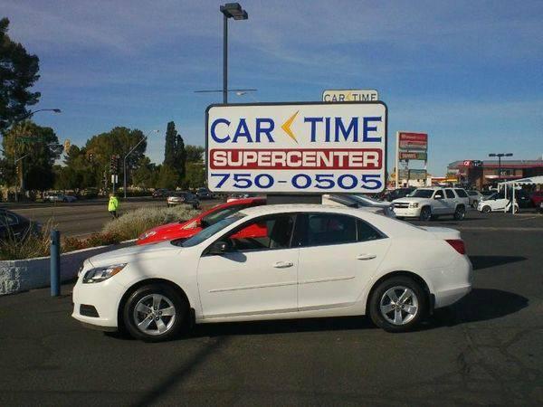 2013 *Chevrolet* *Malibu* LS 4dr Sedan - All Cars Include 3mo./3k...