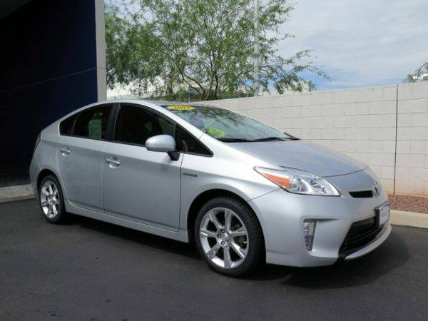 2013 *Toyota* *Prius* Two - 90 Day Nationwide Warranty