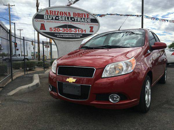 2011 *Chevrolet* *Aveo* Aveo5 LT 4dr Hatchback w/2LT VEHICLES...