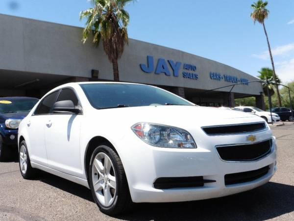 2012 Chevrolet Malibu 4dr Sdn / CLEAN 1-OWNER ARIZONA CARFAX /