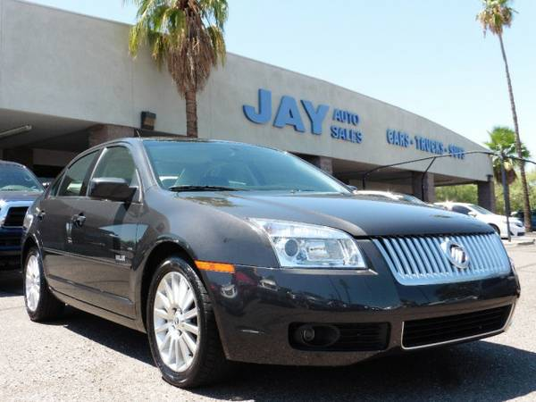 2007 Mercury Milan 4dr Sdn V6 Premier / CLEAN CARFAX / FULLY LOADED...
