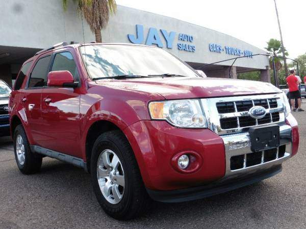 2010 Ford Escape 4dr Limited /CLEAN 1-OWNER CARFAX/ FULLY LOADED!!!