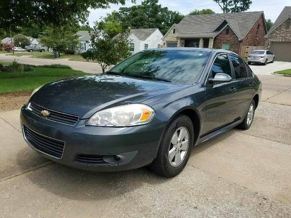 2010 *Chevrolet* *Impala* LT 4dr Sedan -CREDIT REPAIR!!!! DRIVE...