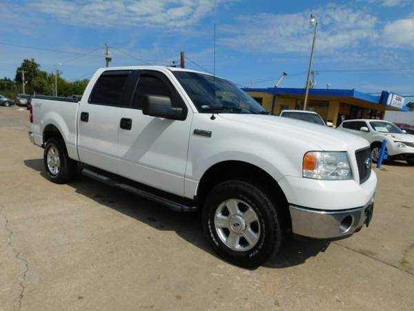 2006 FORD F-150 4X4 BANK FINANCING OR BUY HERE PAY HERE