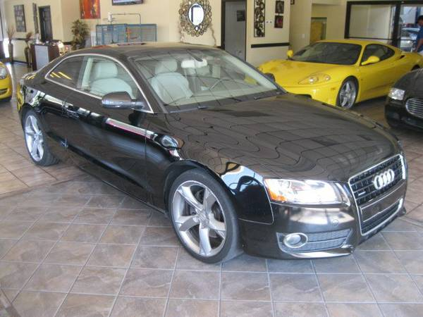 2010 AUDI A5 - EXTRA CLEAN - BUY HERE PAY HERE OR BANK FINANCING!!