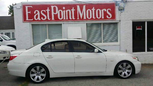 2007 *BMW* *5* *Series* 530i 4dr Sedan - 🔥Financing Available