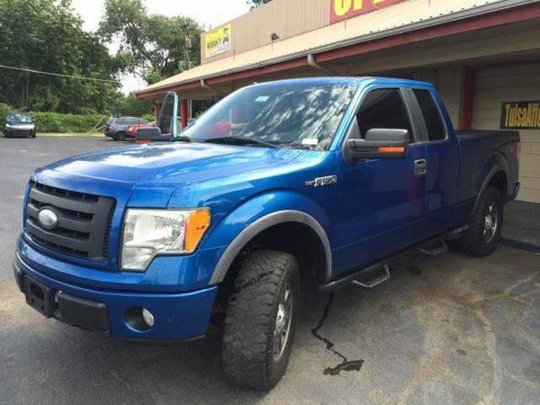 2009 *Ford* *F-150* *F 150* *F150* FX4 4x4 4dr SuperCab Styleside 6.5