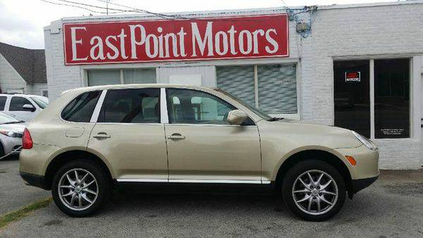 2004 *Porsche* *Cayenne* Tiptronic AWD 4dr SUV - 🔥Financing...