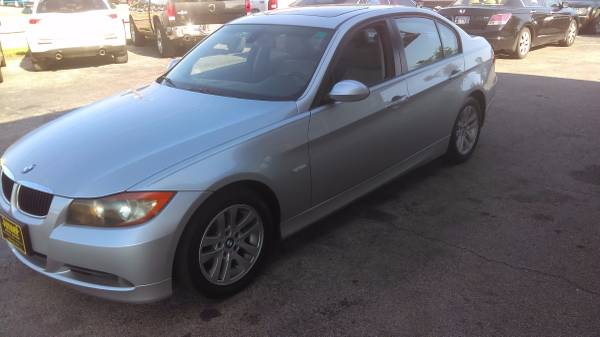 2007 BMW 3-SERIES 328I!!!No Credit = $180/month!!!