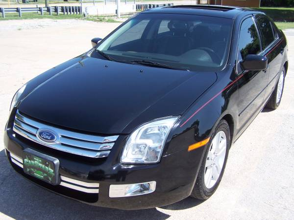 2006 Ford Fusion SEL - FULLY LOADED; Low Miles; YOU WILL LOVE IT!