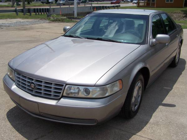 1999 Cadillac Seville - Cold AC; Looks/Runs/Drives GREAT!