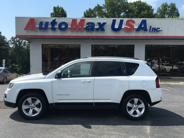 2015 Jeep Compass Sport 4WD - U R Approved