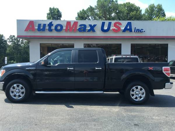 2014 Ford F-150 Platinum SuperCrew 6.5-ft. Bed 4WD - Luxury