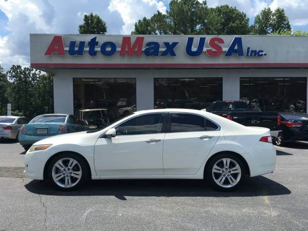 2010 Acura TSX Special Edition - Luxury