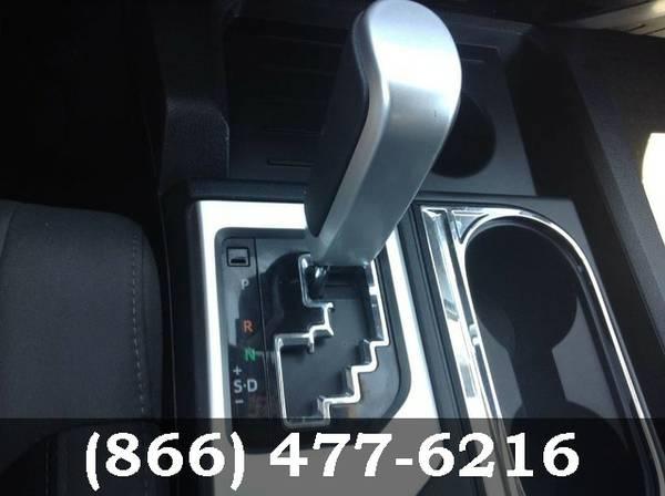 2014 Toyota Tundra 2WD Truck Silver Sky Metallic