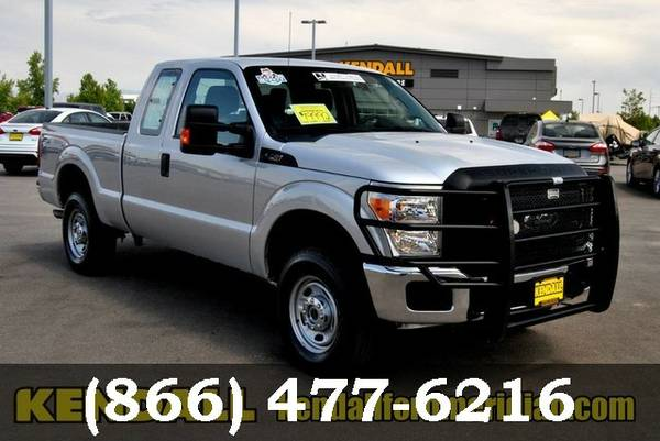 2013 Ford Super Duty F-250 SRW SILVER ***BEST DEAL ONLINE***