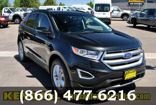 2015 Ford Edge BLACK Buy Now!