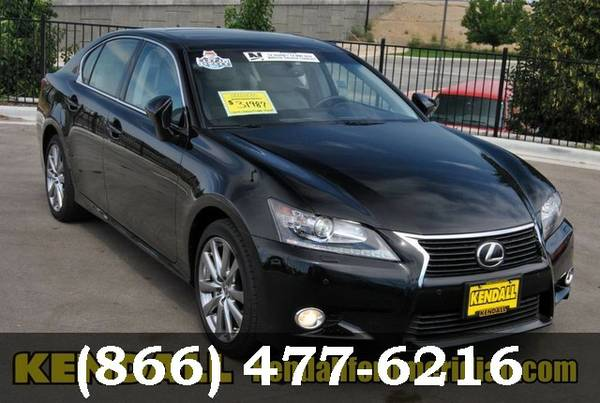 2013 Lexus GS 350 Obsidian *LOW Price!-See it Today*