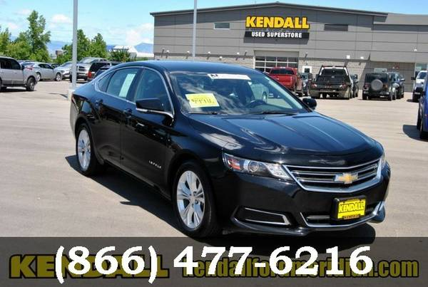 2014 Chevrolet Impala Black **PRICED TO MOVE!!**