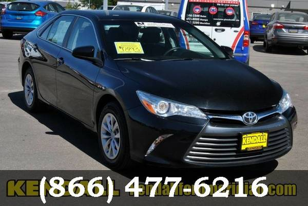 2015 Toyota Camry SILVER **PRICED TO MOVE!!**