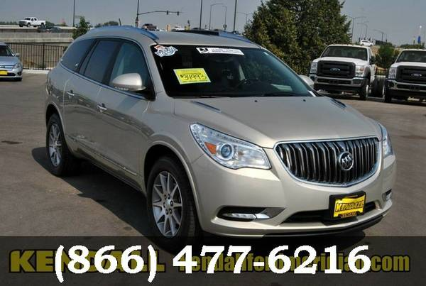 2016 Buick Enclave SILVER **Great Price Online!!**