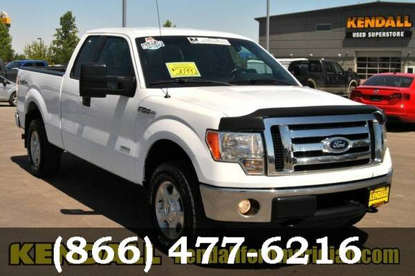 2012 Ford F-150 Oxford White Good deal!