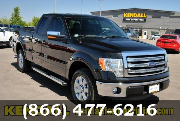 2013 Ford F-150 Tuxedo Black Metallic PRICED TO SELL!